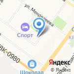 Яртехприбор на карте Ярославля