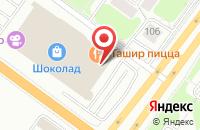 Схема проезда до компании Волшебный терем в Ярославле