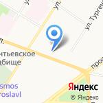 Qiwi на карте Ярославля