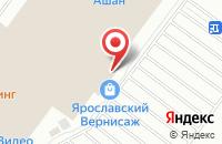 Схема проезда до компании Сумбур в Нагорном
