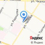Аптека доброго здоровья на карте Ярославля