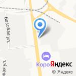 АНК на карте Ярославля