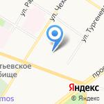Детективное агентство на карте Ярославля