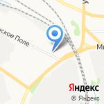 Метиз-маркет на карте Ярославля