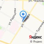 АвтоБум на карте Ярославля