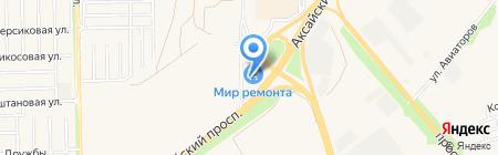 Банкомат МДМ Банк ПАО на карте Аксая