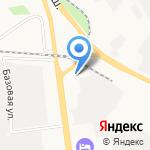Лакокраска на карте Ярославля