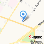 Мастерская по ремонту одежды на карте Ярославля