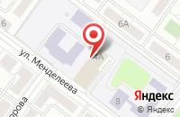 Схема проезда до компании ДОСААФ России в Ярославле