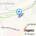 Российский экономический университет им. Г.В. Плеханова на карте Ярославля