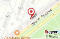 Схема проезда до компании Социальный капитал, КПК в Ярославле