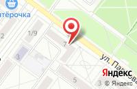 Схема проезда до компании Сенат в Ярославле