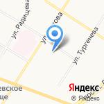 НЕШКОЛА на карте Ярославля