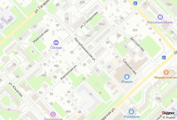 купить квартиру в ЖК Кирпичная, 35