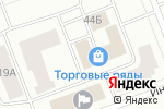 Схема проезда до компании Ростехинвентаризация-Федеральное БТИ в Северодвинске