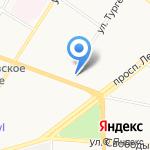 Юный техник на карте Ярославля