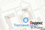 Схема проезда до компании Салют Поморья в Северодвинске