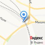 ЯрБлицСтрой на карте Ярославля