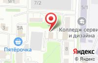 Схема проезда до компании Ассоциация ветеранов боевых действий органов внутренних войск РФ в Ярославле
