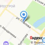 ЯрСервис 24 на карте Ярославля