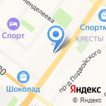 Доктор С на карте Ярославля