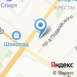 Отделение почтовой связи №57 на карте Ярославля
