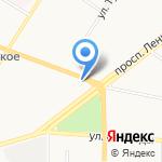 Профи на карте Ярославля