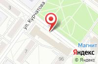 Схема проезда до компании Кафе в Ярославле