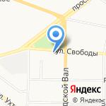 Магазин продуктов пчеловодства на карте Ярославля
