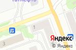 Схема проезда до компании Архангельскхлеб в Северодвинске