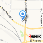 Pole position Gold на карте Ярославля