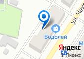 Российский фонд милосердия и здоровья на карте