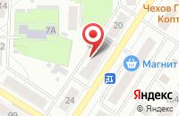 Схема проезда до компании Российский фонд милосердия и здоровья в Ярославле