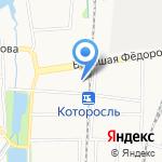 Патриот на карте Ярославля