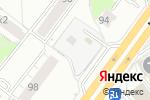 Схема проезда до компании Продуктовый магазин в Ярославле