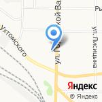 Chloe на карте Ярославля