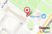 Схема проезда до компании Хобби-центр в Ярославле