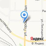 Cleanmark на карте Ярославля