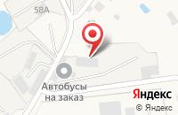 Схема проезда до компании ВологдаБурВодСервис в Родионцево