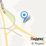 Хлебсоль на карте Ярославля