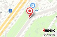 Схема проезда до компании Отделение почтовой связи №57 в Нагорном