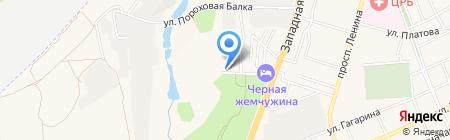Стройтранс на карте Аксая