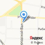 СушиLOve на карте Ярославля