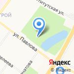Нефтяник на карте Ярославля