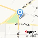 Гарант-Сервис Ярославль на карте Ярославля