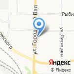Мадлен на карте Ярославля