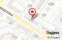 Схема проезда до компании Жар пицца в Ярославле