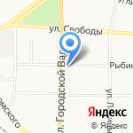 ЯрТурСервис на карте Ярославля