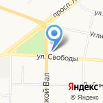 Департамент охраны окружающей среды и природопользования Ярославской области на карте Ярославля