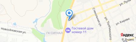 РостовКомТранс на карте Аксая